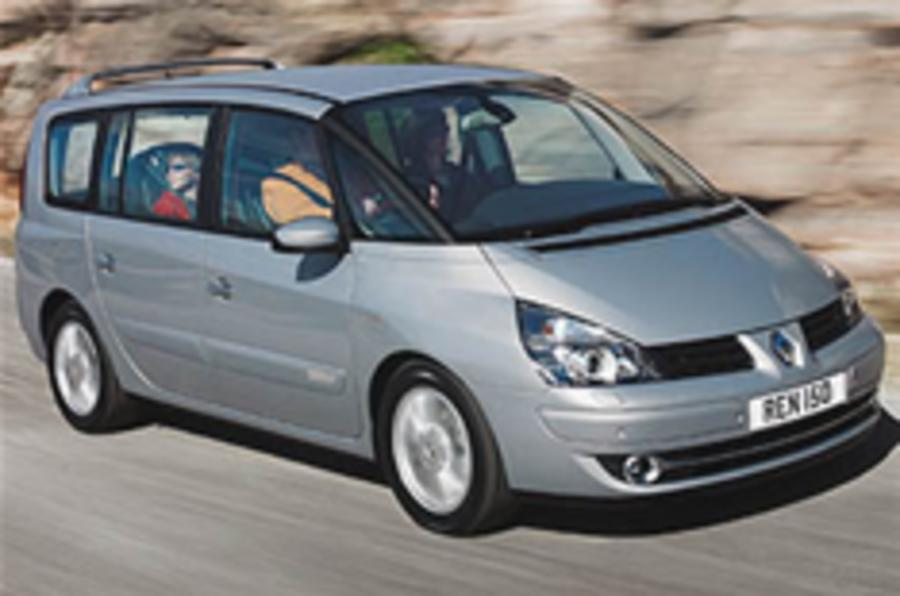 Next Renault Espace on hold