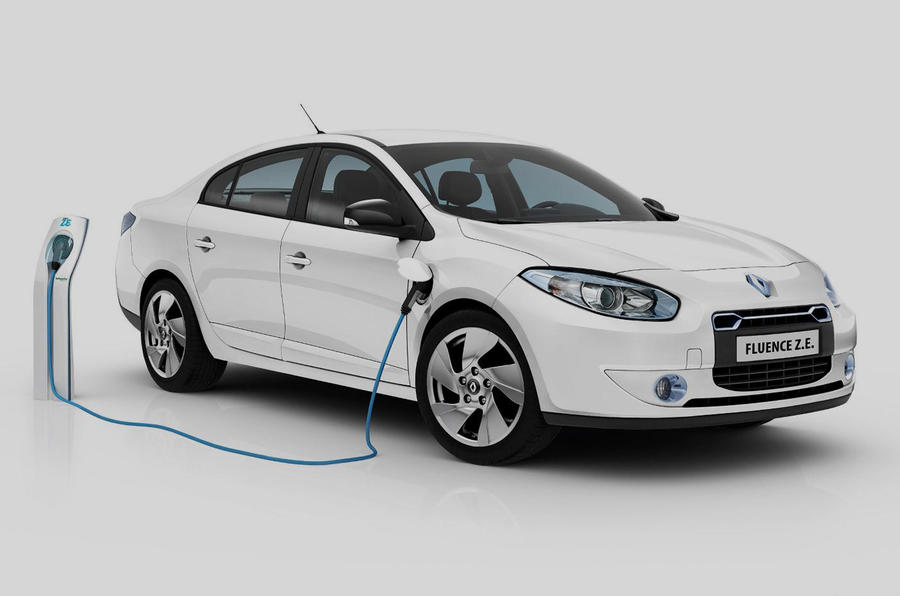 Electric Fluence from £17,850