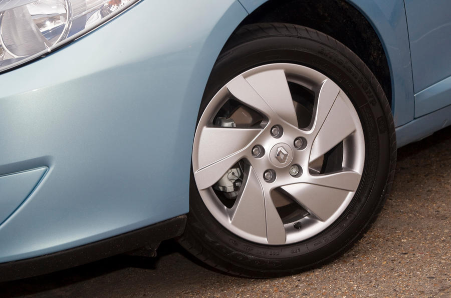 Renault Fluence alloy wheels