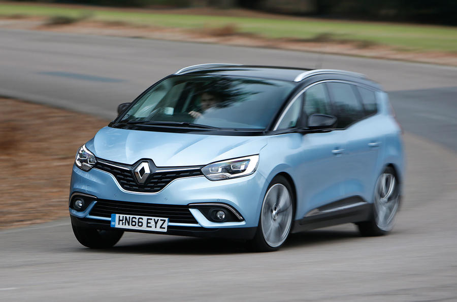Renault Grand Scenic Review  2020