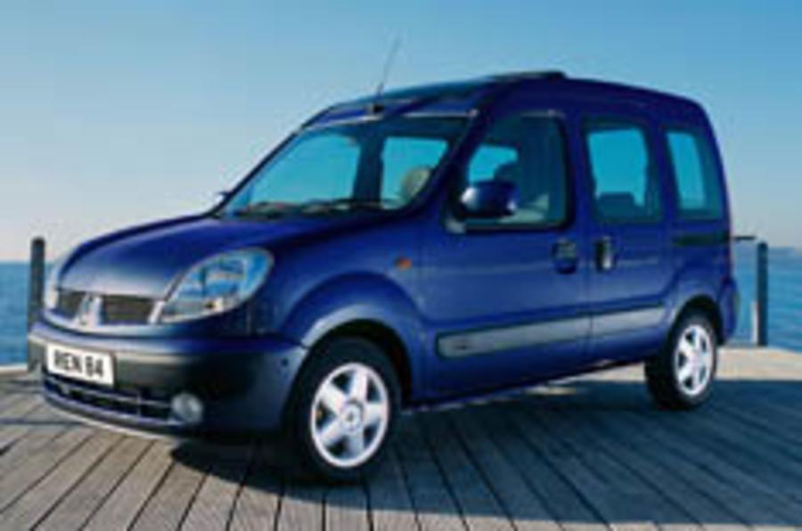 Renault tweaks Kangoo