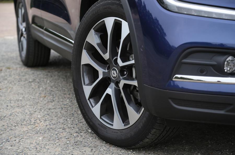 Renault Koleos alloy wheels