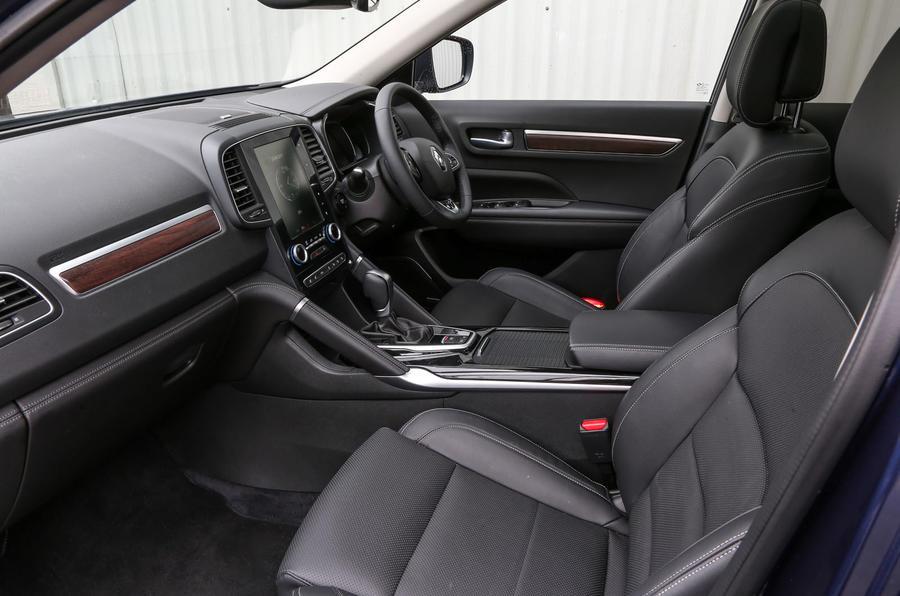Renault Koleos interior