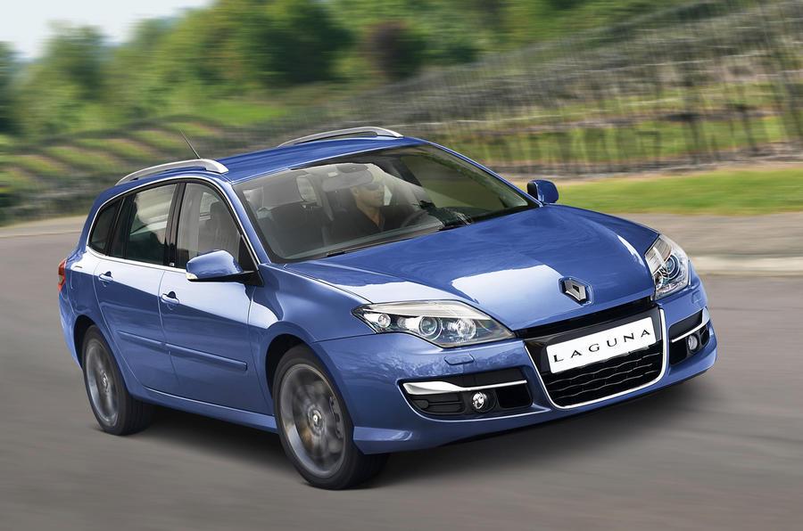 Renault plans Laguna rethink