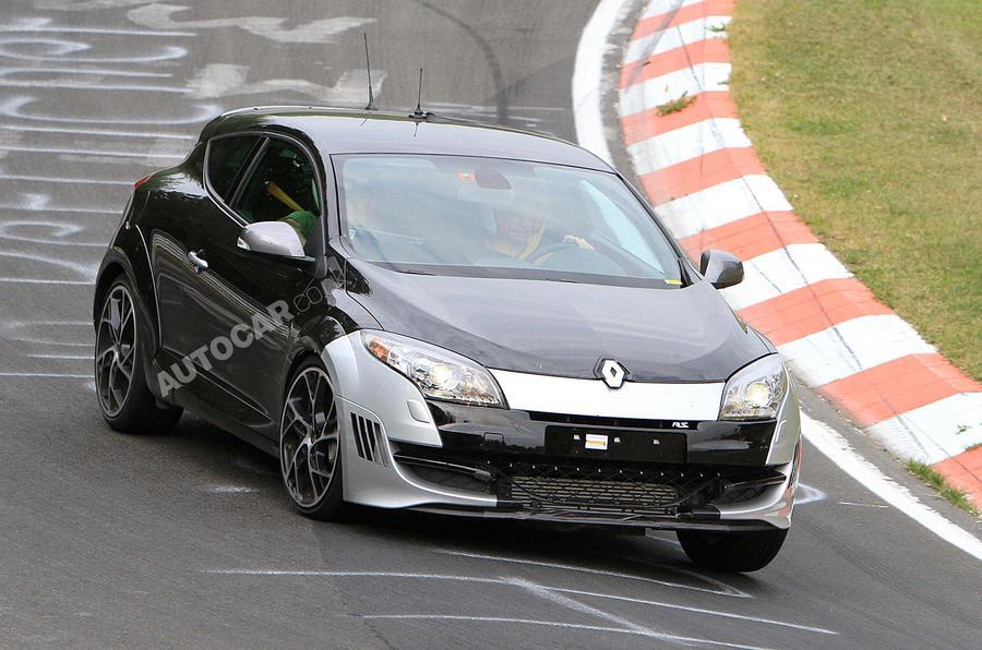Hotter Renault Megane RS planned