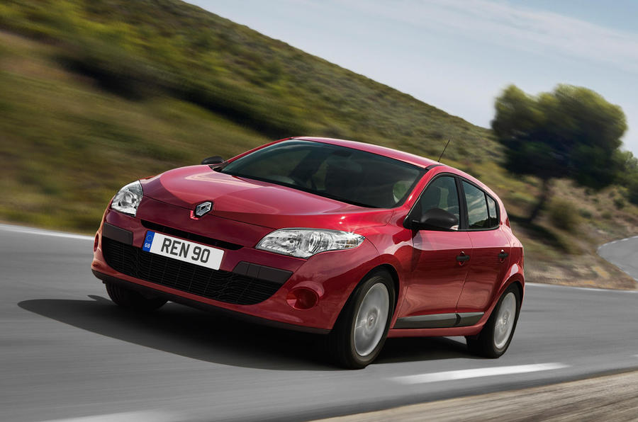 Cut-price Megane from £10,995