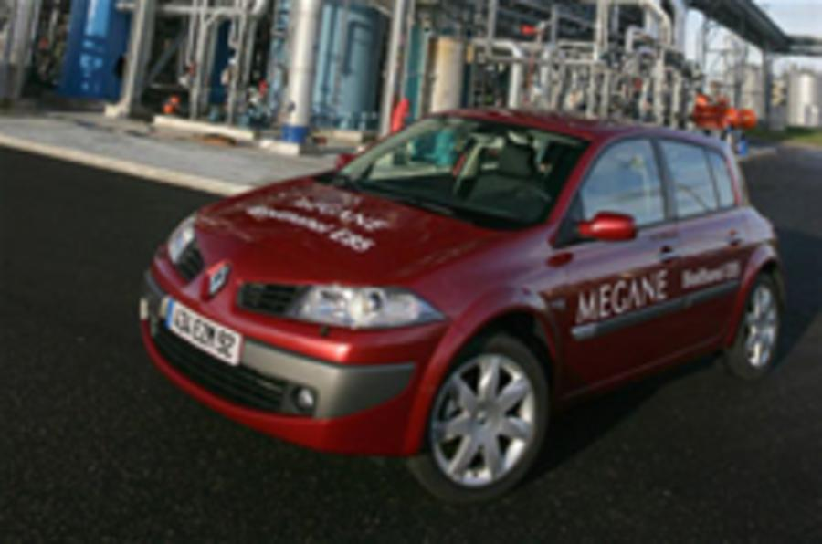 Renault Megane goes green (updated)