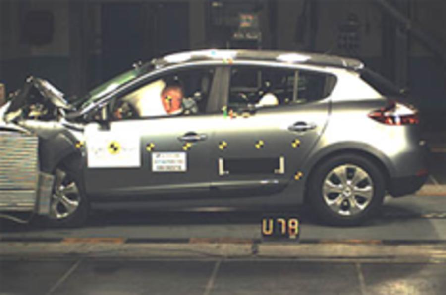 Renault Megane scores full marks