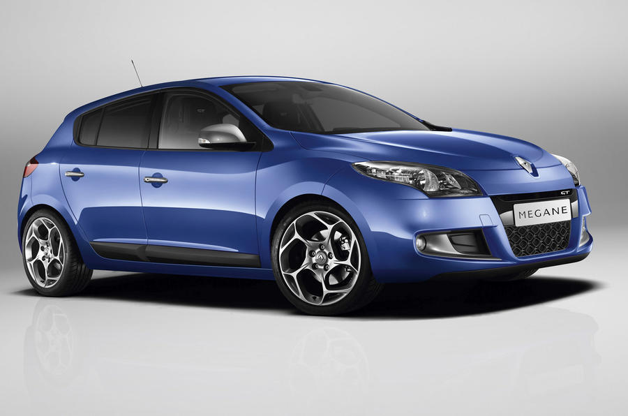 Renault Megane GT unveiled