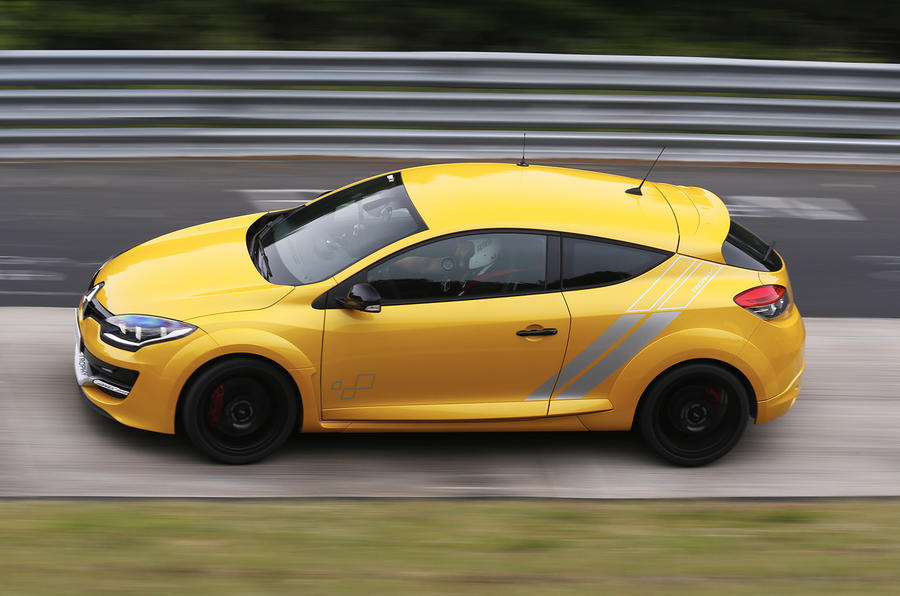 Renault Megane 275 Trophy first drive review