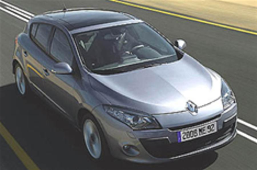 Renault Megane prices