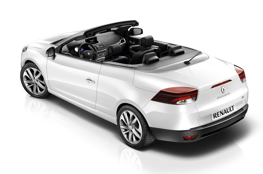 Megane CC from £21,595