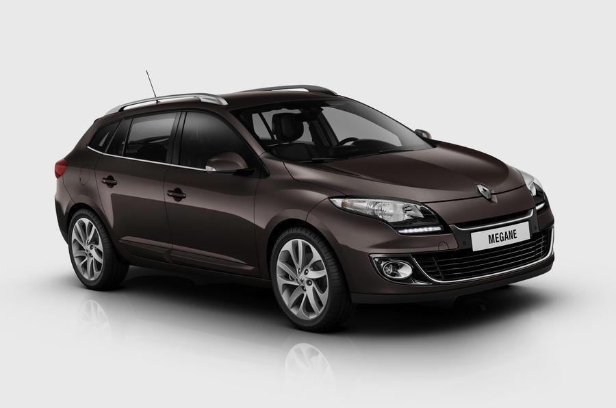 Tweaks to Renault Mégane range