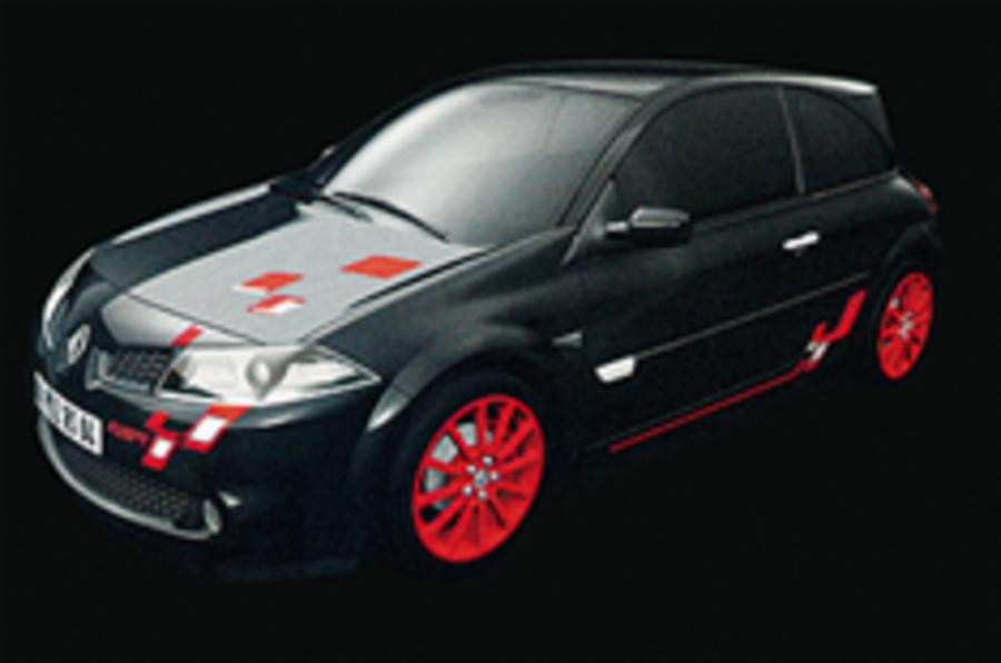 Revealed: Renault Megane R26-R