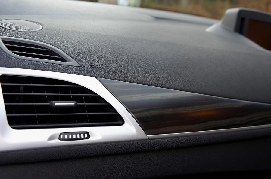 Renault Megane air vents