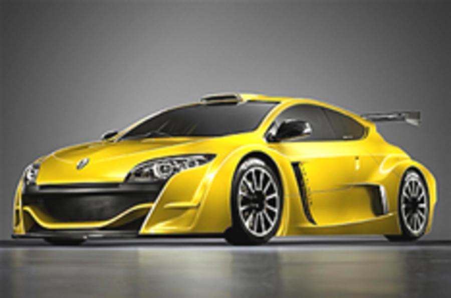 Hot Renault Megane is readied