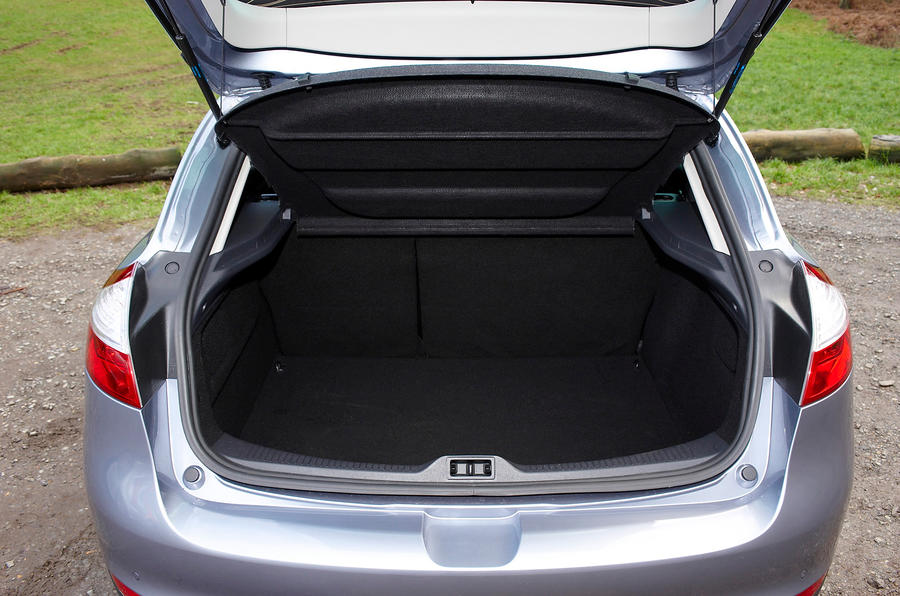 Renault Megane boot space