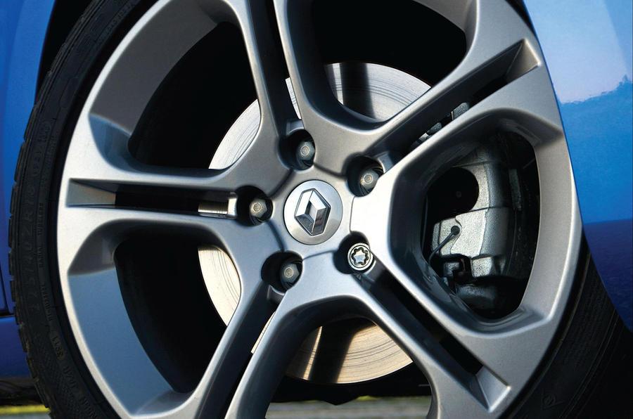 17in Renault Megane GT Line alloys