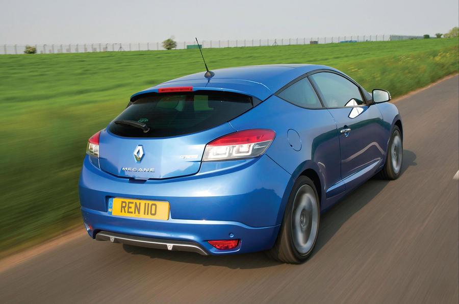 Renault Megane GT Line rear