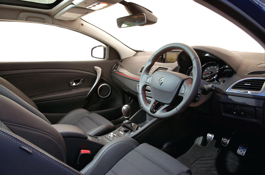 Renault Megane GT Line interior