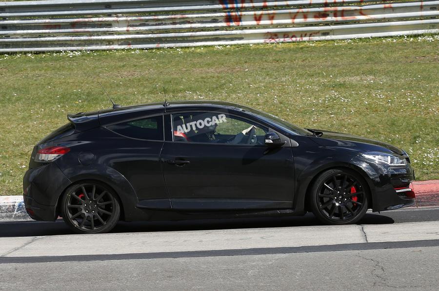 Renault's Nürburgring record Mégane previewed in new video