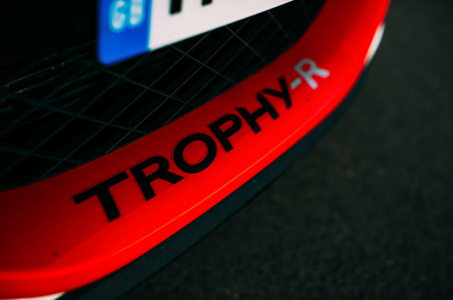 Renaultsport Trophy decals