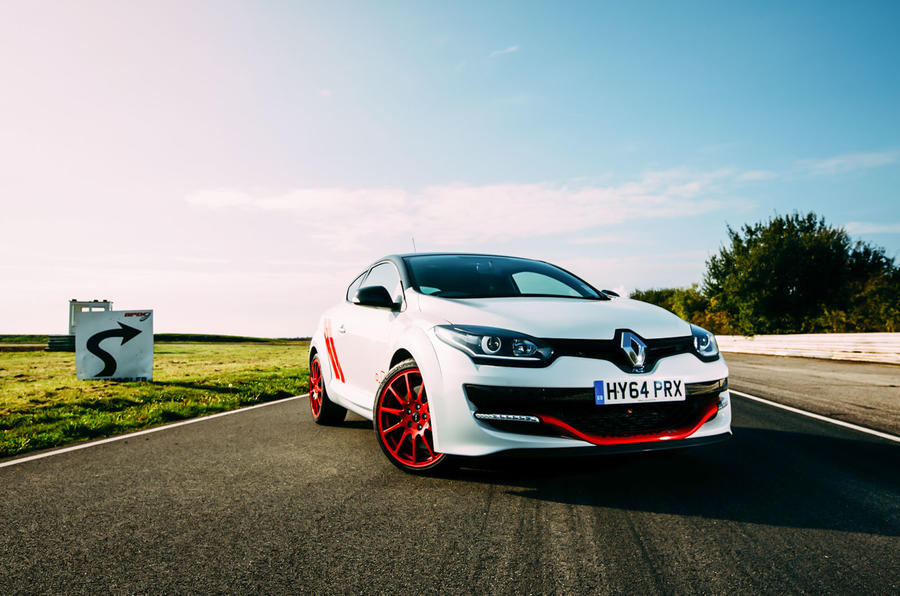 4.5 star Renault Megane RS275 Trophy-R