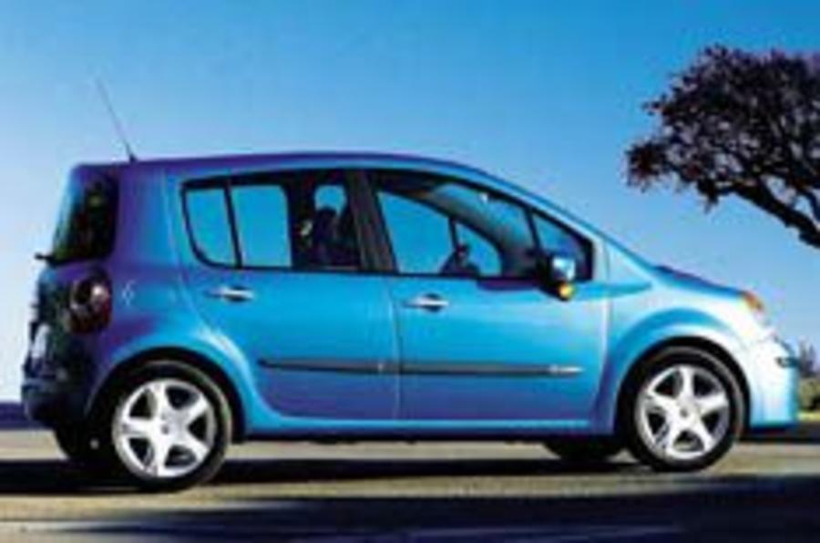 Renault engagaes discount modus