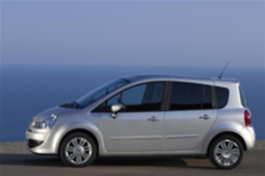 Renault's baby MPV grows up