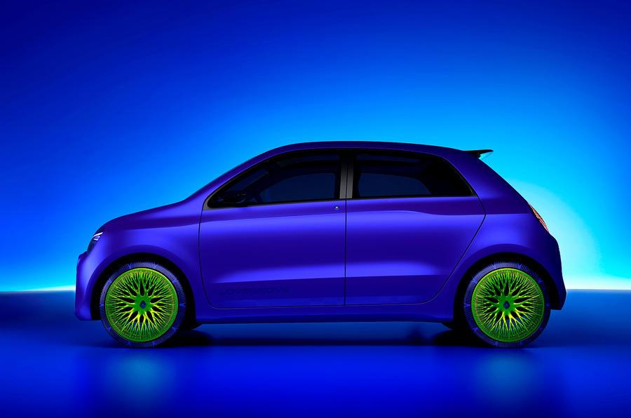 Renault 8 Gordini hints at hot new Twingo