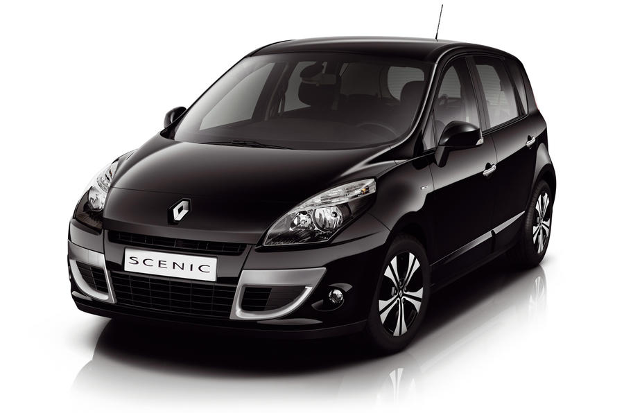 Renault's new Scenic special