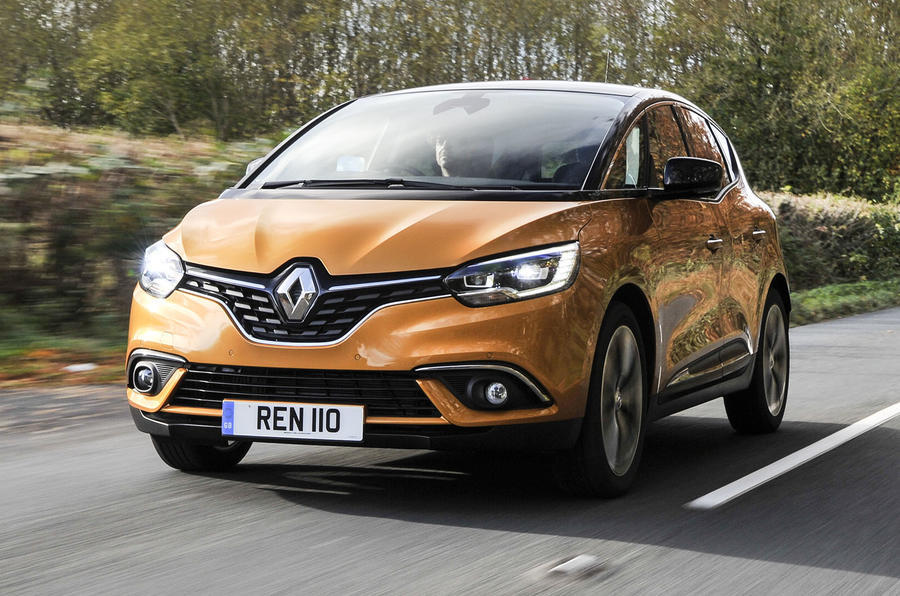 renault scenic review 2017 autocar. Black Bedroom Furniture Sets. Home Design Ideas