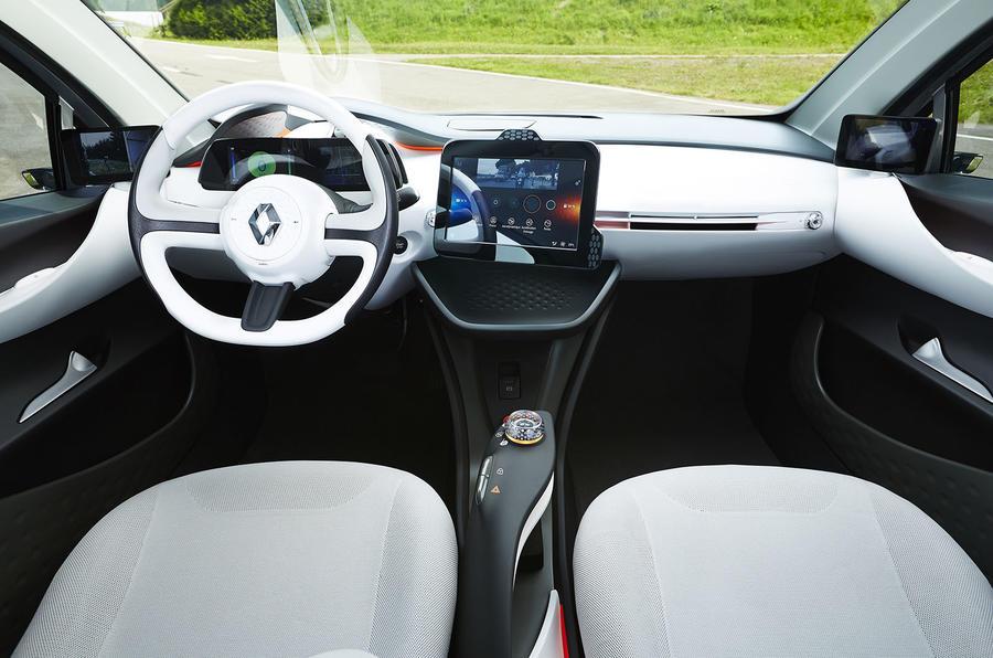 Renault displays 282mpg Eolab concept car at Paris motor show