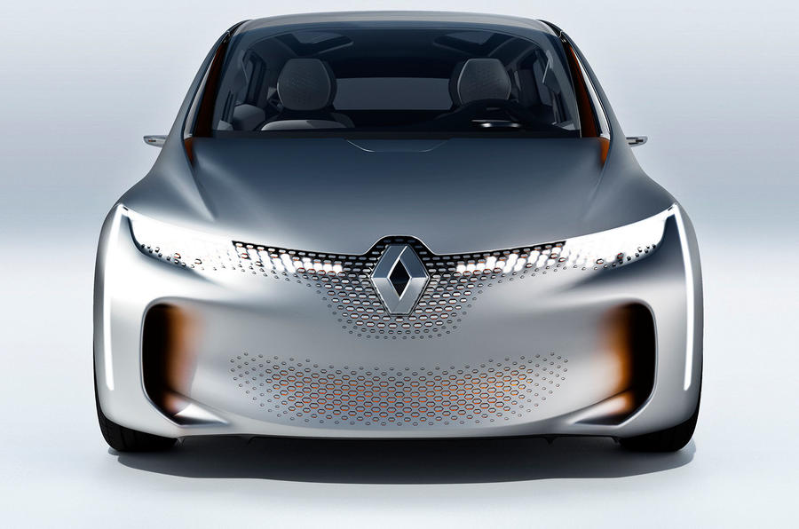 Driving Renault's 282mpg Eolab concept