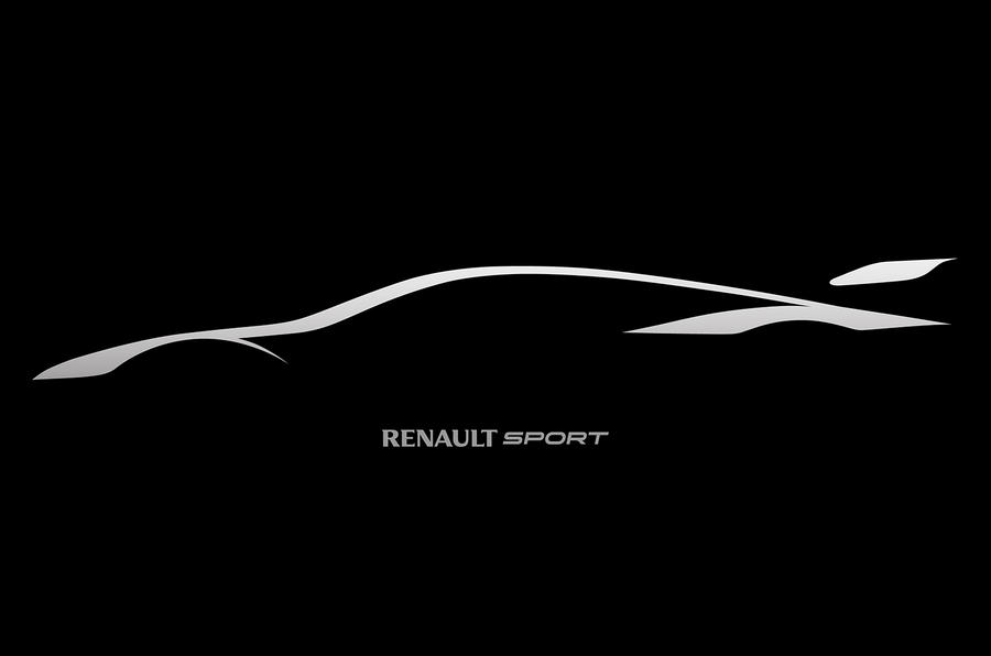 Renault previews new Renaultsport Trophy racer