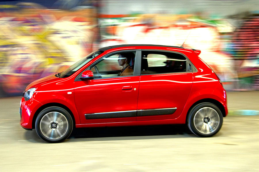 New Renault Twingo - exclusive picture gallery