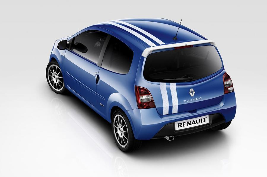 renault 39 s new twingo warm hatch autocar. Black Bedroom Furniture Sets. Home Design Ideas