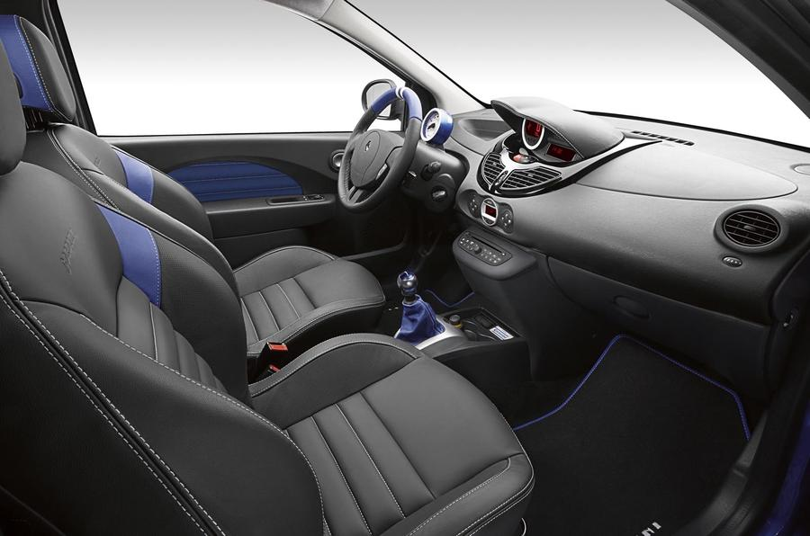 Renault's new Twingo warm hatch