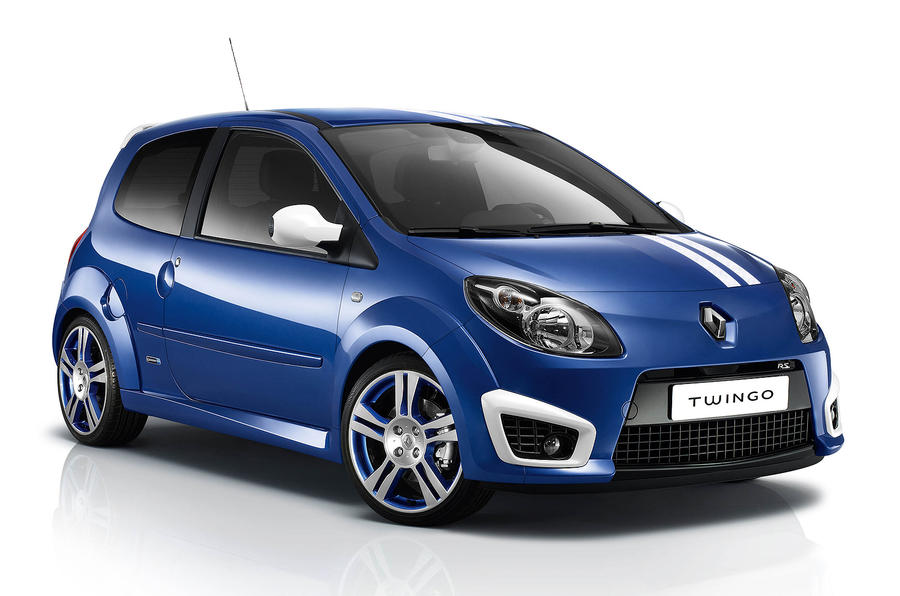 Twingo Gordini costs £14,500