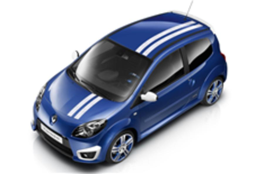 Twingo Gordini RS launched