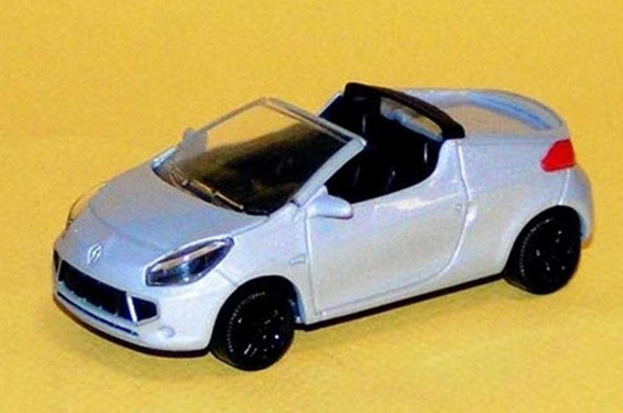 Renault confirms 'Twingo' CC