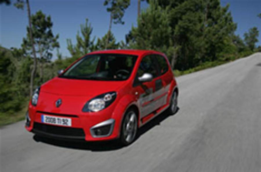 Renaultsport Twingo: new pics
