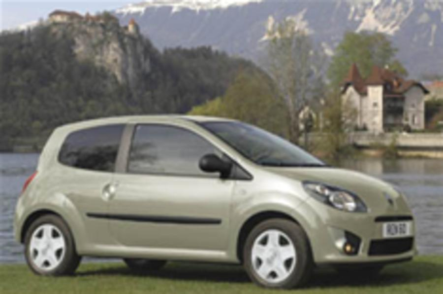 Renault cheapens the Twingo