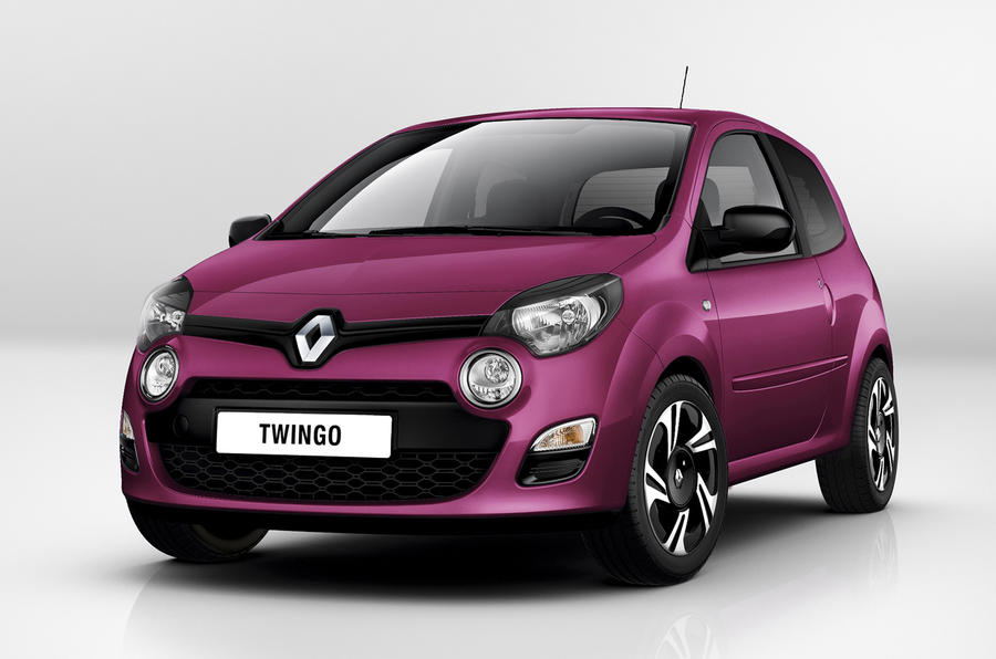Frankfurt show - Renault Twingo