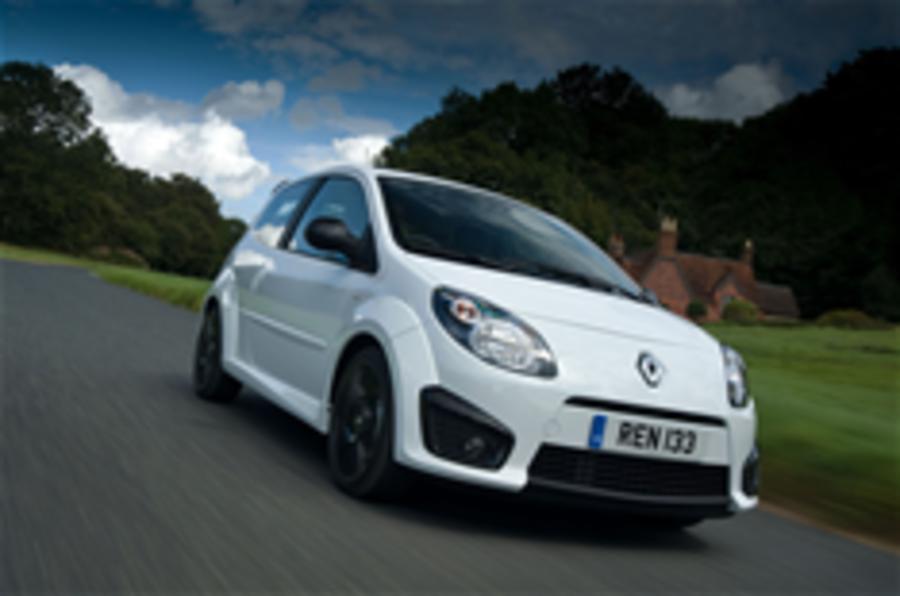 New Renaultsport Twingo Cup