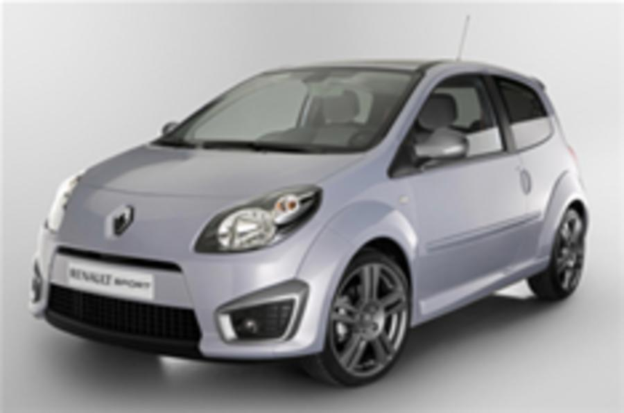 Renault's evil Twin': Twingo RS