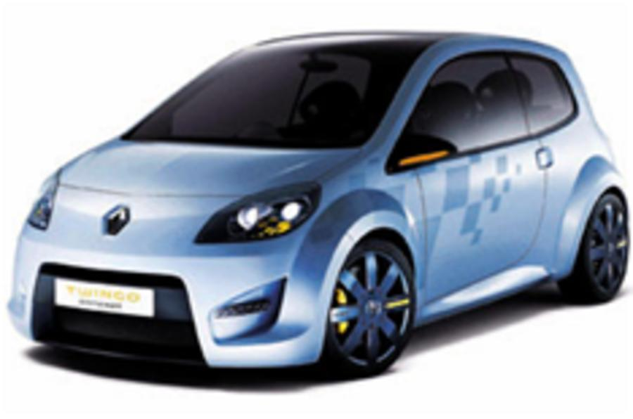 Renaultsport Twingo on the way