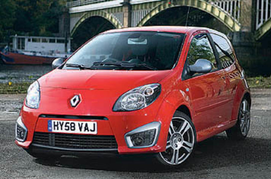 Renault Twingo range revised