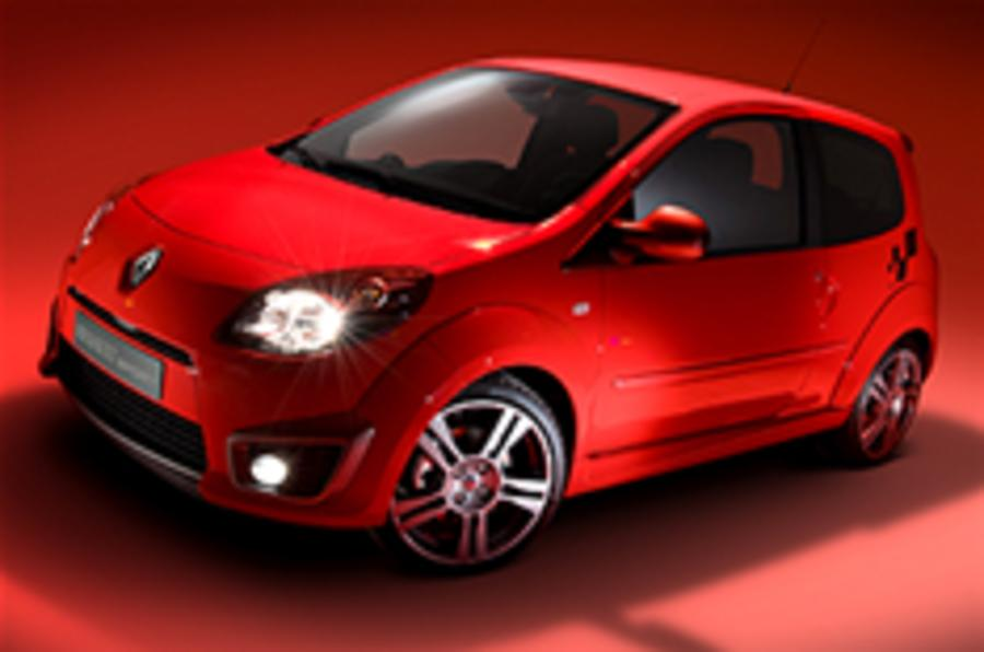 Twingo Renaultsport prices
