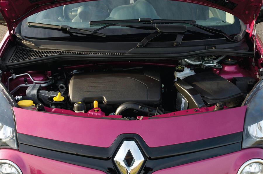 1.2-litre Renault Twingo engine